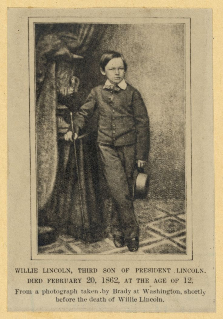 William Wallace Lincoln ('Willie')
