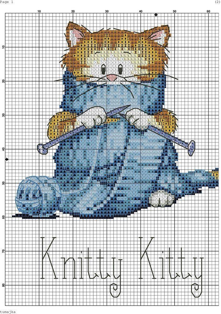 knitty kitty 4/1