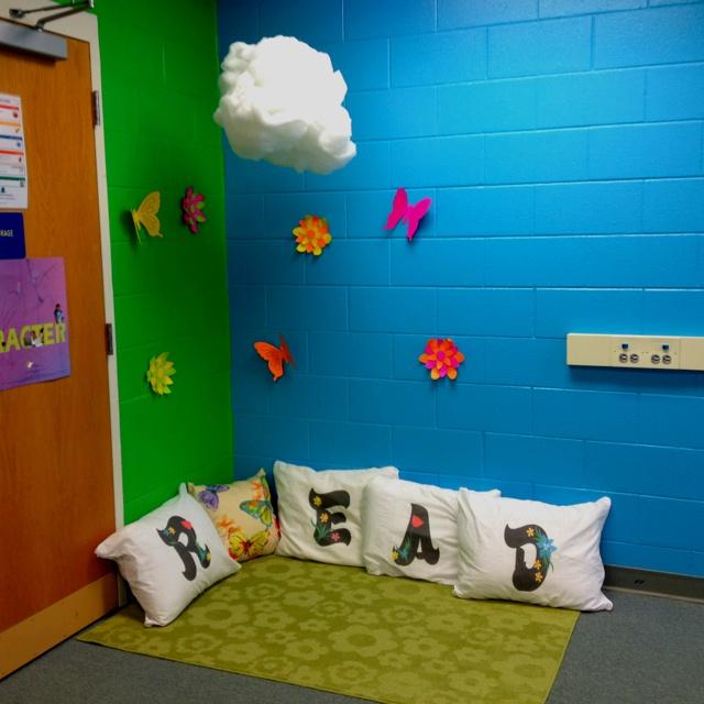 Reading Classroom Design Ideas ~ Best images about reading corner school on pinterest