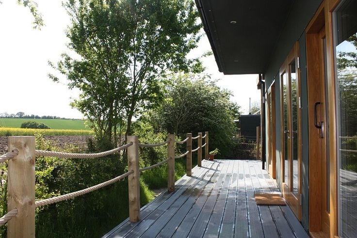 The Chilterns View | Luxury Lodges over-looking the Chiltern Hills