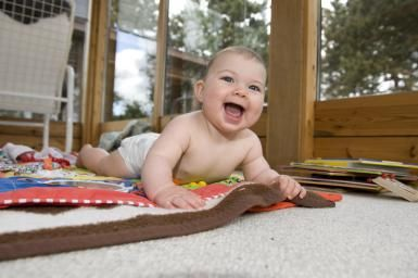 14 of the Best Baby Toys for Ages 6-12 months: Getty Images