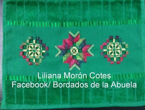Facebook/Bordados de la Abuela