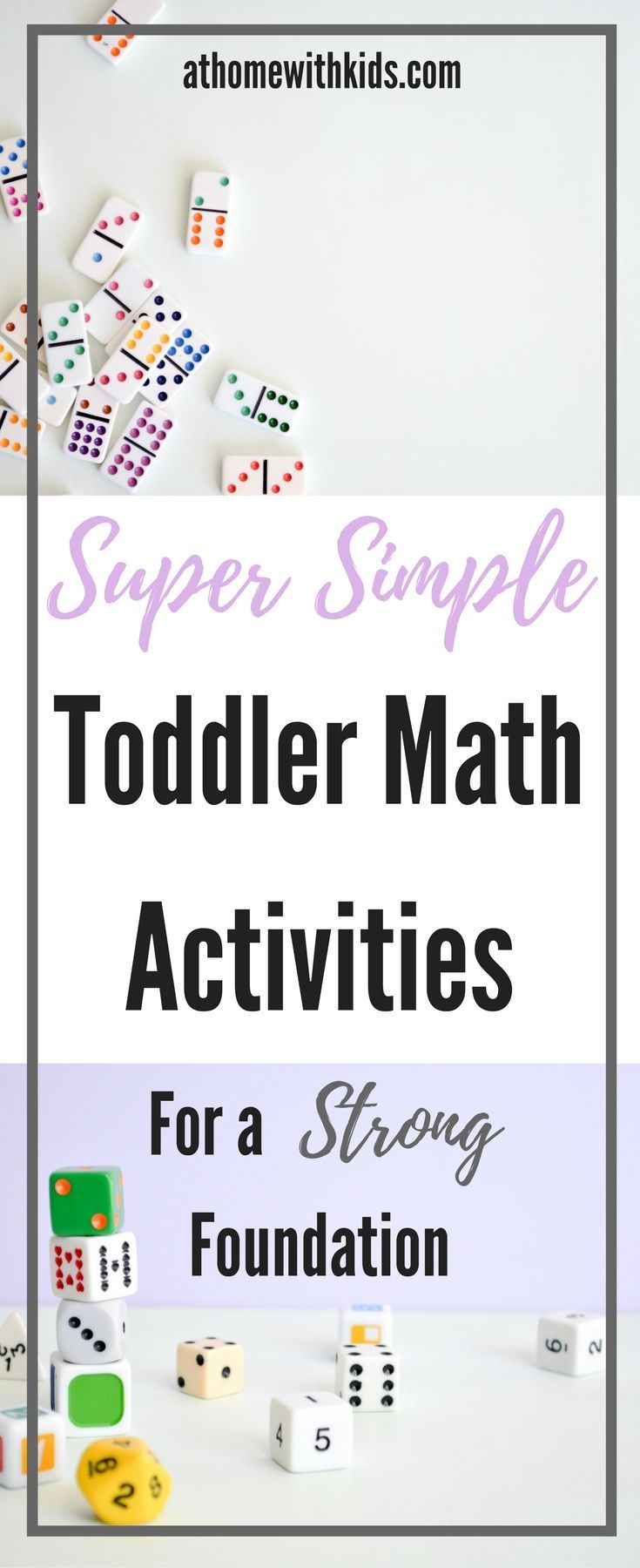 Super Simple Toddler Math Activities for a Strong Foundation