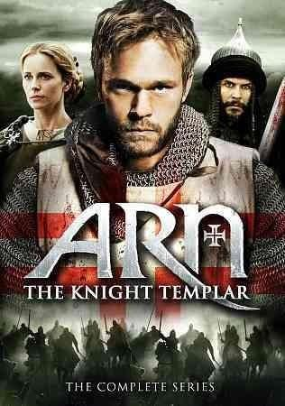 This release serves up every single episode of the period adventure series ARN THE KNIGHT TEMPLAR, starring Joakim Natterqvist as a warrior haunted by his sins.