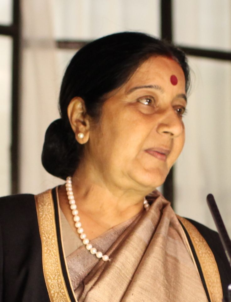 Sushma Swaraj refutes all charges, says didn't help Lalit Modi