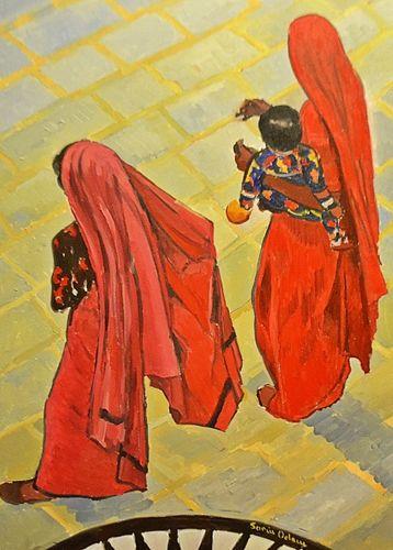 Sorin Adam (1968) Din India / In India