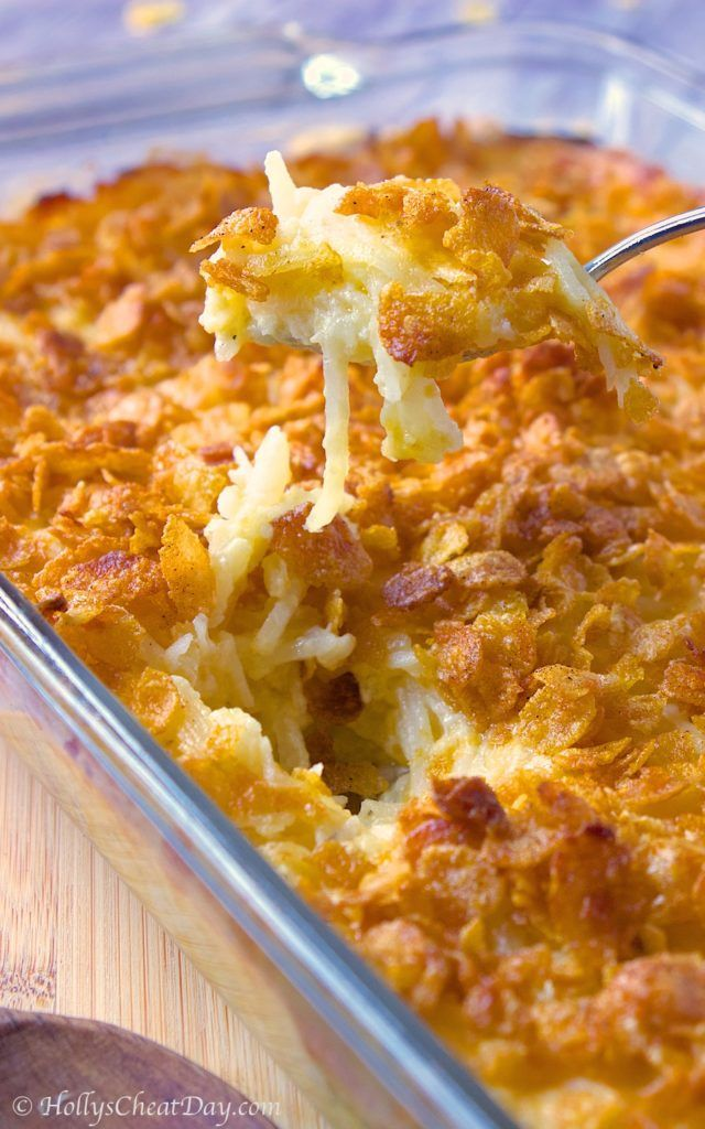 Easy Cheesy Potatoes