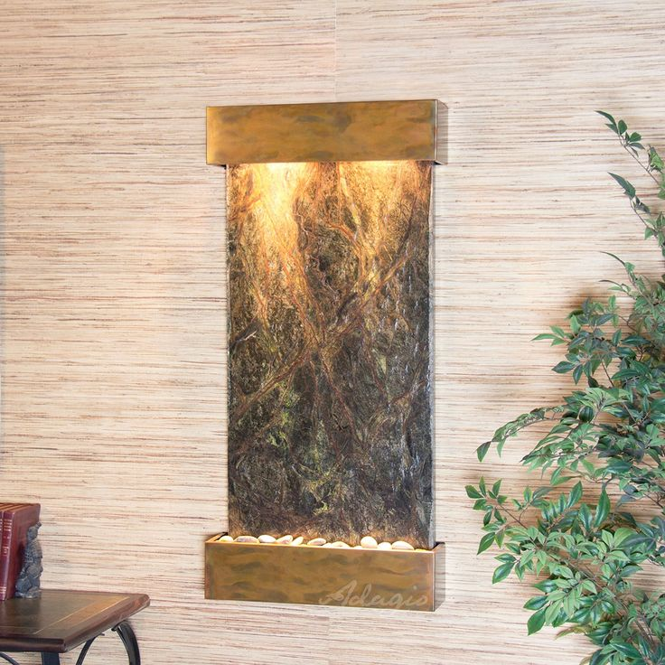 How To Integrate Interior Wall Fountains In Your Home: Best 25+ Rustic Indoor Fountains Ideas On Pinterest