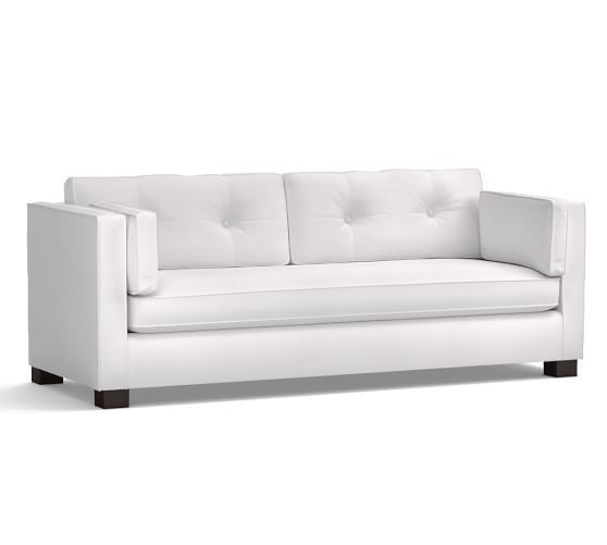 Stewart Upholstered Sofa | Pottery Barn