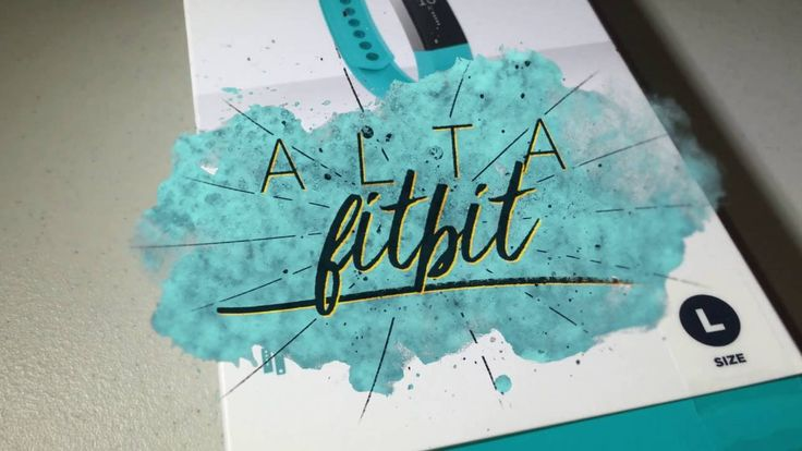 Fitbit Alta (first look)