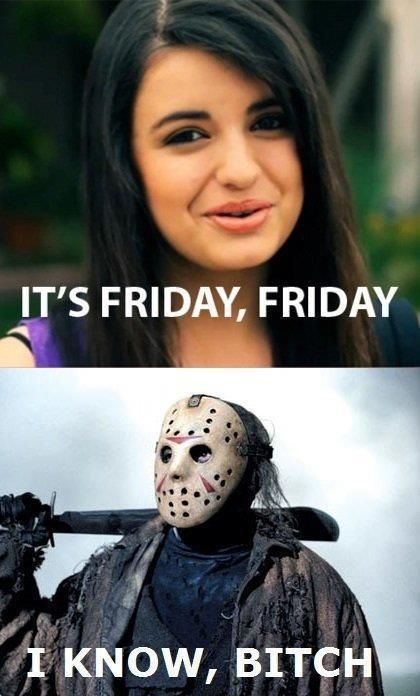 Its Friday!: Happy Friday, Giggle, Friday The 13Th, Random, Funny Stuff, Humor, Funnies