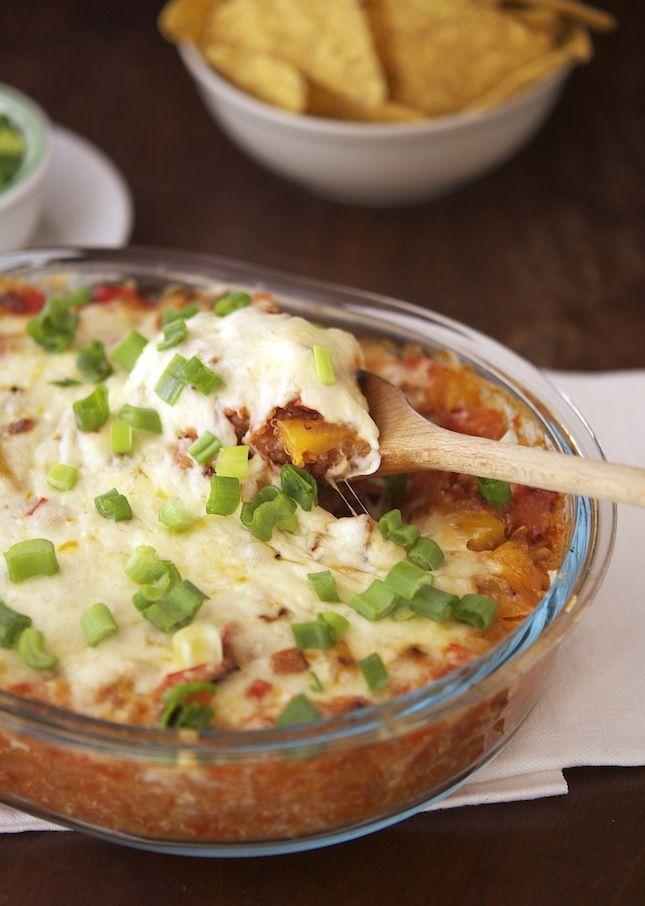 spicy mexican quinoa casserole