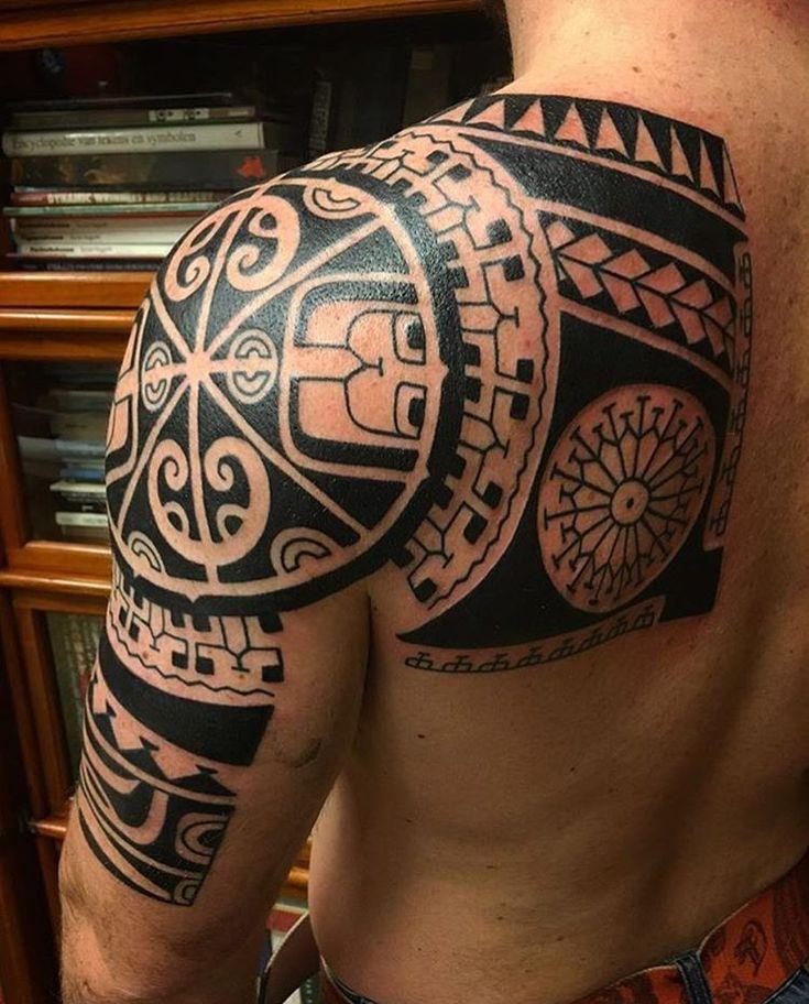 seven seas tattoos op instagram by jeroenfranken eindhoventattoo. Black Bedroom Furniture Sets. Home Design Ideas