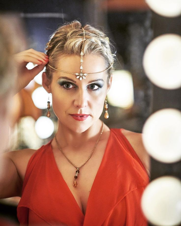 The talented Abi Titmuss Attractive Hairstyles She