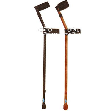 GPC Medical Ltd. - Exporter, Manufacturers & Supplier of Elbow crutches, height adjustable elbow crutches, crutches from India.