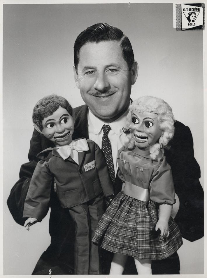Ron Blaskett and Gerry Gee