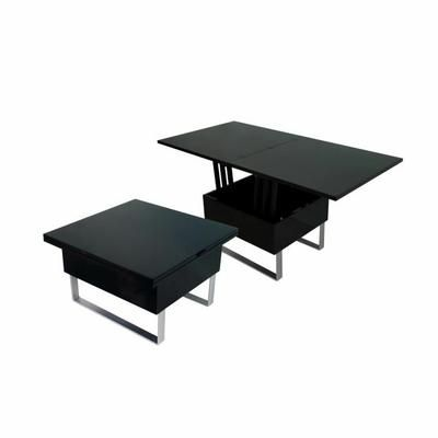 The 25 best ideas about table basse relevable extensible on pinterest tabl - Petite table extensible ...