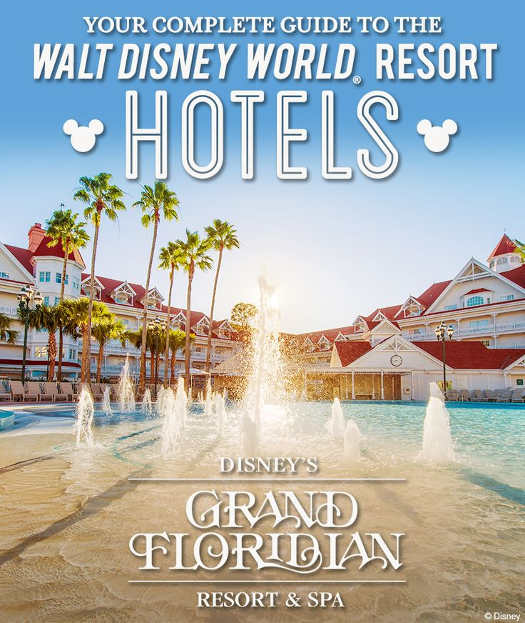 Complete Guide to the Walt Disney World Resort hotels: Disney's Grand Floridian Resort & Spa