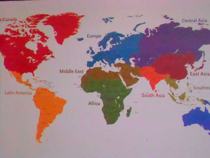 World Rainbow - colours of the world