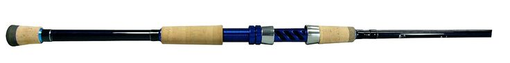 Okuma's Nomad Inshore Saltwater Multi Action Travel Rods-NTi-S-703ML-M (Blue/Black, 7-Feet) ** See this great product.