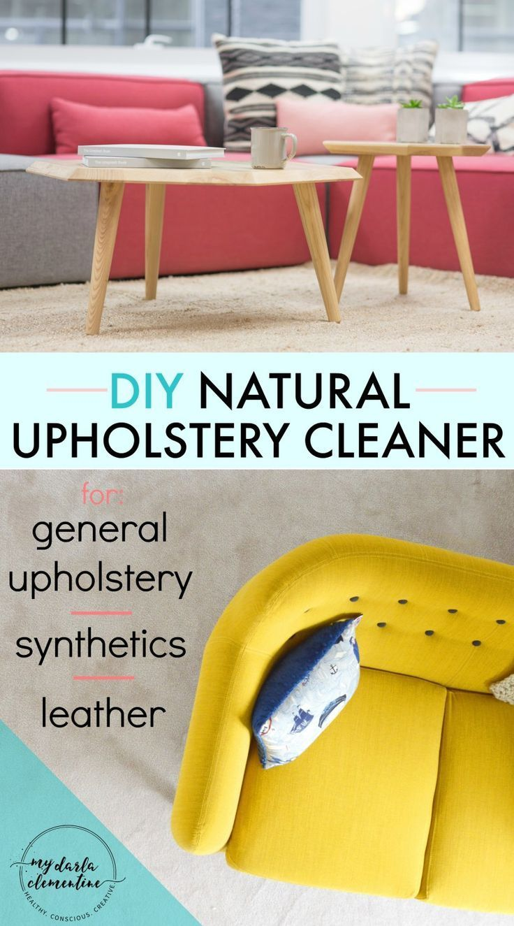 Veloursleder Sofa Reinigen Diy Couch Upholstery Cleaning In 2020 | Reinigen, Polster