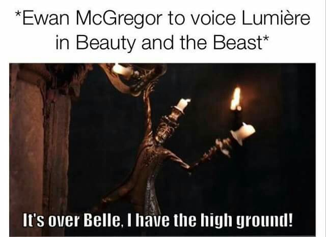 Image result for high ground meme clean