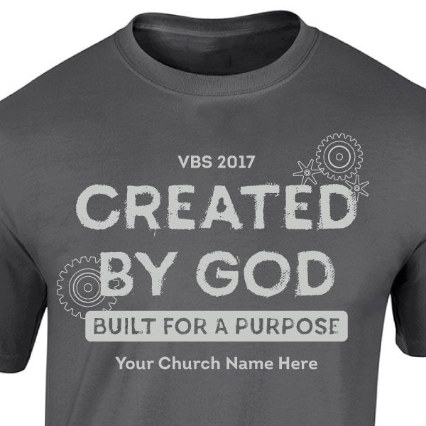 VBS Custom T-Shirt - Maker VBS