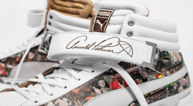 Rickie Fowler to wear Arnie-inspired golf shoes at API