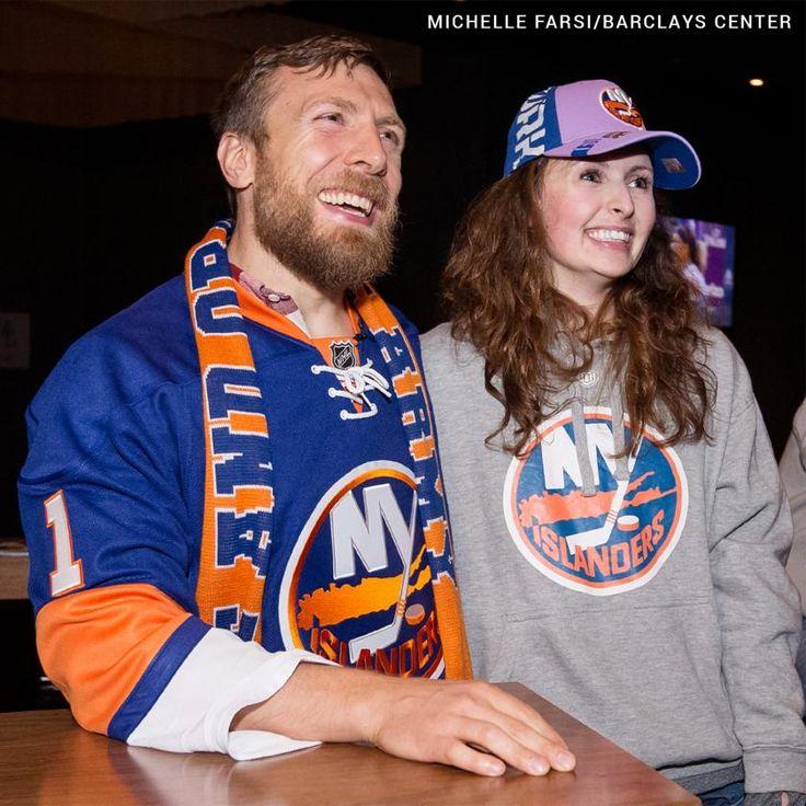 Daniel Bryan attends New York Islanders home opener: photos
