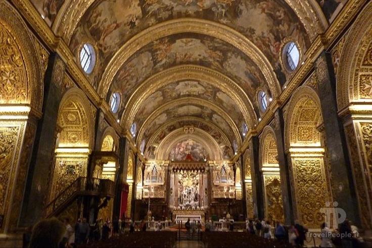 Cattedrale S. Giovanni Battista - Caravaggio - La Valletta - Malta