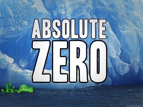 History of absolute zero and current approaches to reaching it.  Super entertaining!
