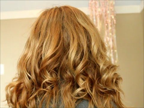 No Heat Curls + a trick for taming frizzy curls - YouTube. I am definetely getting some of these rollers soon!!!
