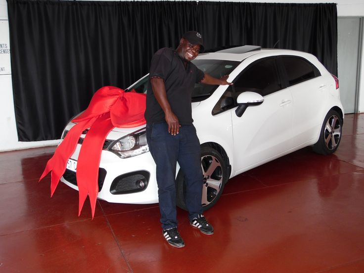 Mr MD Mazibuko taking ownership of his Kia Rio ! 🚗 #WeGetYouMoving #AnotherSuccessfulDelivery ‪#SatisfiedClients #FinanceAvailable #ThroughAllMajorBanks‬‬‬‬‬‬ ‪#TheMotorManWay ‬‬‬‬‬‬#TheMotormanEffect #motorman #thempcargroup #cars #nigel #Kia #Rio www.thempcargroup.co.za