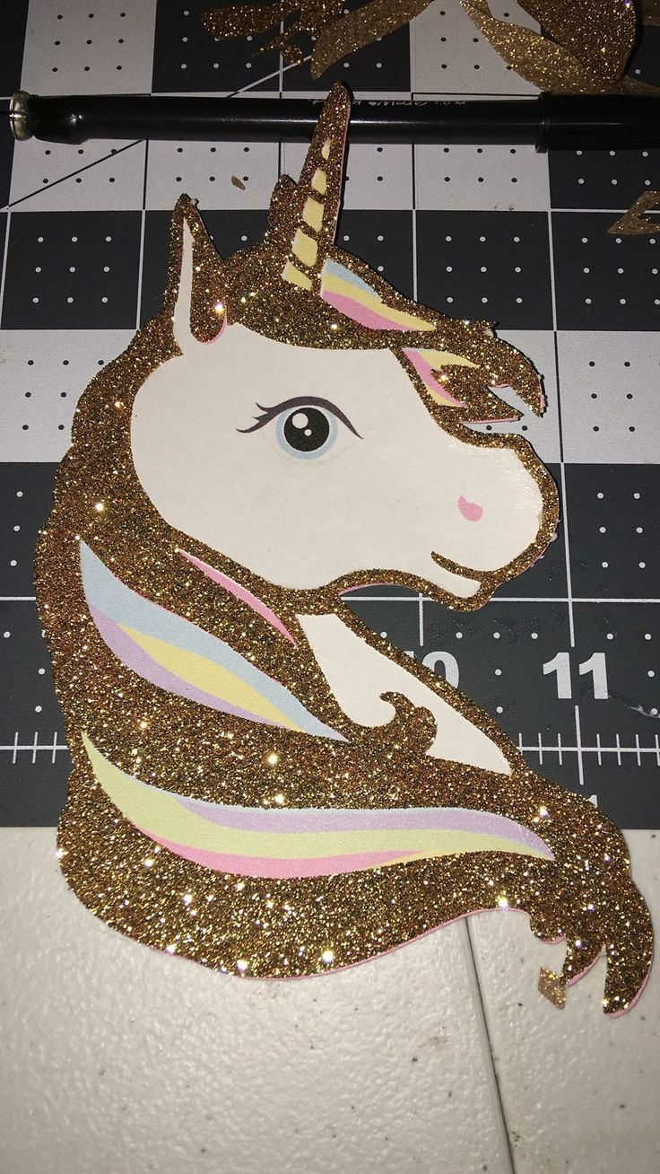 Unicorn for table centerpieces