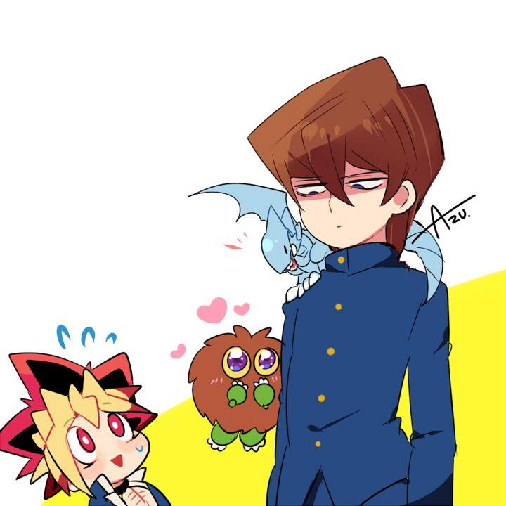 Azu., Yu-Gi-Oh!, Yu-Gi-Oh! Duel Monsters, Blue-Eyes White