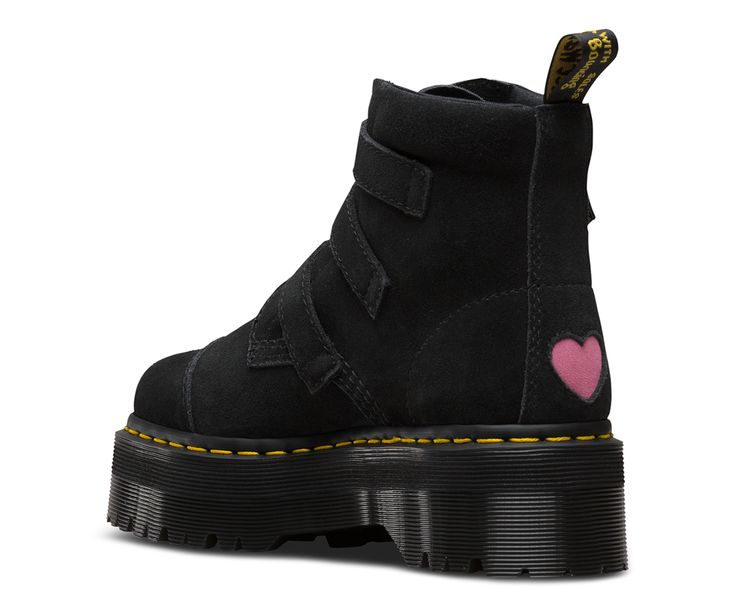 LAZY OAF BUCKLE BOOT | <b>New Arrivals</b> | Official Dr Martens Store ...