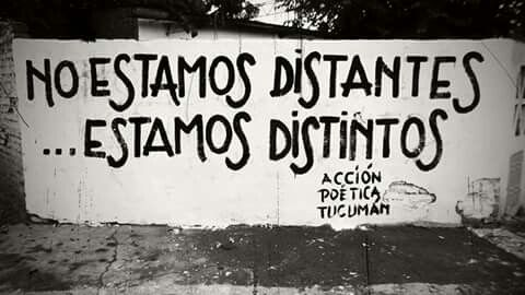 No estamos distantes
