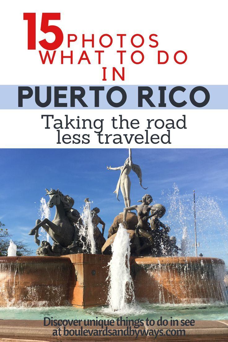 Need ideas for what to do in Puerto Rico? Take this photo tour. http://boulevardsandbyways.com/blog/explore-puerto-rico-15-photos-images-pictures/ . . . . . #travelpuertorico #puertorico #visitpuertorico #puertoricogram #travelgram #hashtagpuertorico #sanjuan #seepuertorico #islandlife #thegoodlifepr