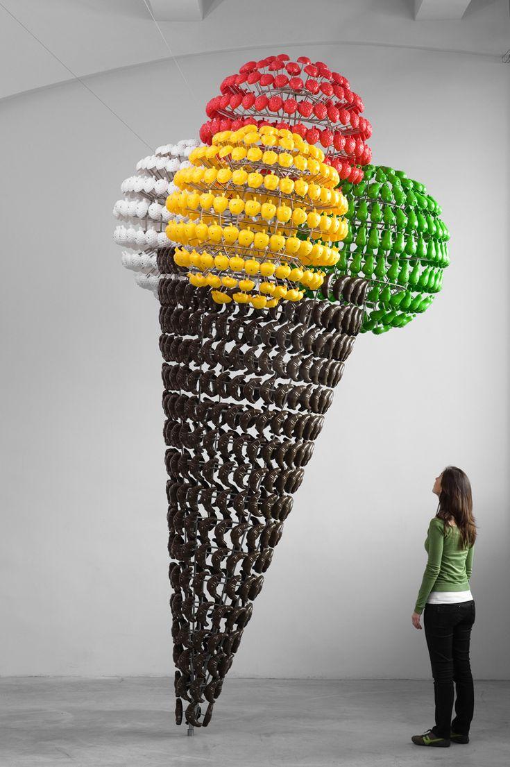 joana vasconcelos brings her subversive sculptures to manchester art gallery