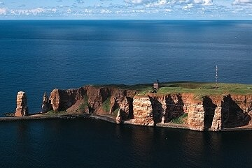 Germany's Heligoland - Helgoland (or Heligoland) was once part of the British Empire (1814-1890).