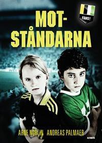 """Motståndarna - Arne Norlin     """"En spännande och fartfylld ny bokserie om Tove och Noel. Båda älskar fotboll och tar för givet att den andra håller på samma lag.    Men det gör de inte. Tvärtom. Noel håller på Hammarby    och Tove är född AIK:are. Kraschen är oundviklig. Hur ska de kunna hålla ihop när de är fans åt två lag som är ärkefiender?    En smart, spännande och välskriven samtidsberättelse om fotboll, omöjlig kärlek och om hur långt ett hängivet fan kan gå i sin kärlek till laget."""""""