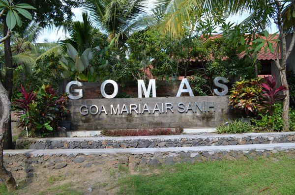 Goa Maria Air Sanih in Kecamatan Buleleng, Bali
