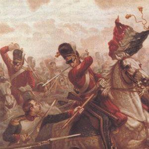 La bataille de Waterloo (William Sullivan, 1898)