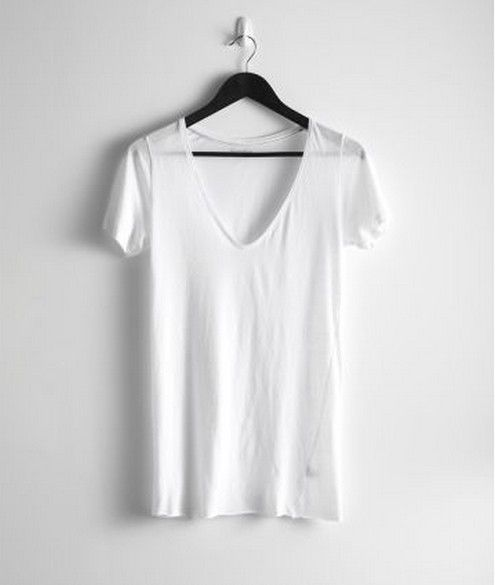 17 Best ideas about Plain White Shirt on Pinterest | White blouse ...