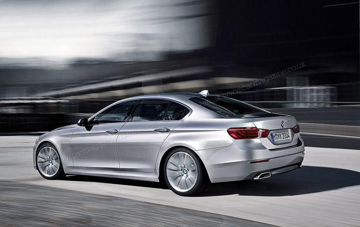 BMW 5 Series - MonthlyMale