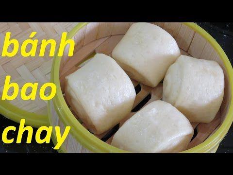 ПАРОВАЯ БУЛОЧКА  Булочки на пару китайская вьетнамская кухня dạy làm bánh Dampfnudeln làm Bánh Bao - YouTube