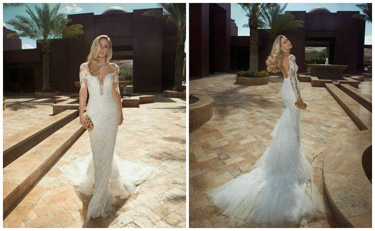 Glamour e muita sofisticação na nova coleção de vestidos de noivas 2014 de Tal Kahlon