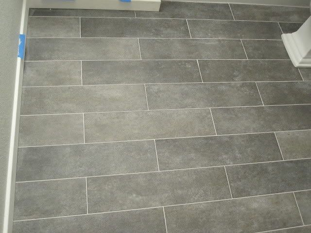 Best 25+ Gray Tile Floors Ideas On Pinterest