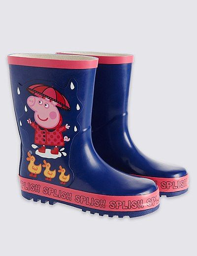 Peppa Pig™ Wellington Boots | Marks & Spencer London
