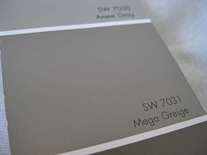 Mega Greige Trim Fascia Exterior Our New House Pinterest Paint Colors Colors And The O